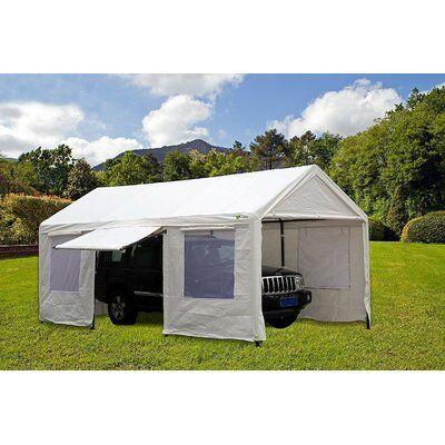 Heavy Duty 10 Ft W X 20 Ft D Steel Party Tent Gazebo Sorara Canopy Tent Outdoor Gazebo Gazebo Pergola