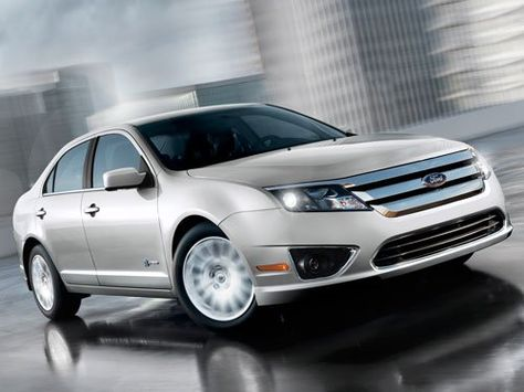 2012 Ford Fusion Hybrid 39 Mpg Combined Ford Fusion Most Fuel