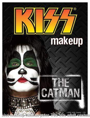 Kiss Catman Makeup Kiss Makeup Makeup