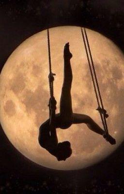 Dick Grayson(Robin) battles with his past, depression, yada yada yada. Aerial Hoop, Aerial Arts, Aerial Silks, Circus Acrobat, Circus Art, Dark Circus, Circus Aesthetic, Circus Characters, Steampunk Circus