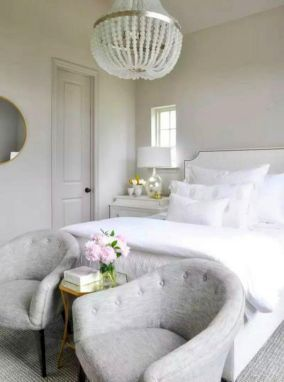 121 Incredible Guest Bedroom Design Ideas 9423 All White Bedroom