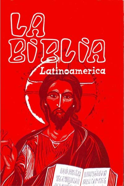 La Biblia Catolica Latinoamerica Tapa Blanda Spanish Publishers Biblia Catolica Biblia Letras Grandes