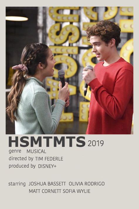 HSMTMTS PÔSTER