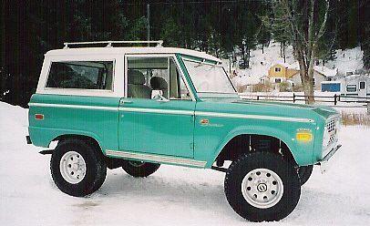Ford Bronco Aesthetic Bronco Aesthetic Ford Bronco Asthetik