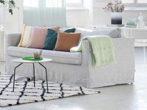 Lecon De Deco Relooker Son Canape Sans Le Changer Meubles Ikea