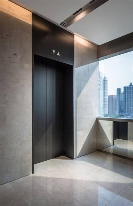 60 Ideas For Apartment Building Elevation Elevator Apartment