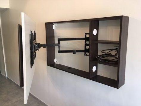 Wohnzimmerwand Ideen Tv Wandhalterung Tv Wand Wohnzimmer