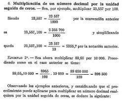 Problemas De Decimales Decimal Fracciones Decimales Problemas De Division