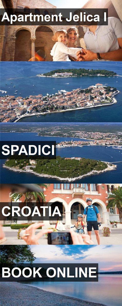 travel Apartment Jelica I in Spadici,...