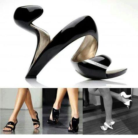 Incredible shoe design