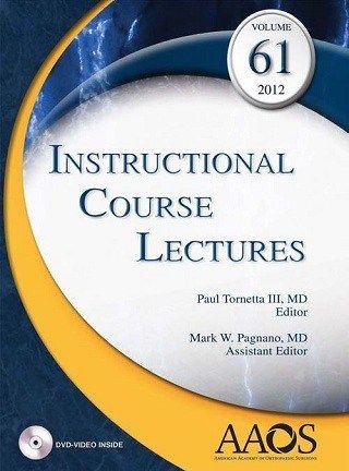 3077 Instructional Course Lectures Lecture Instruction Courses