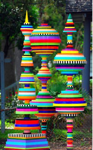 garden art...waoh !