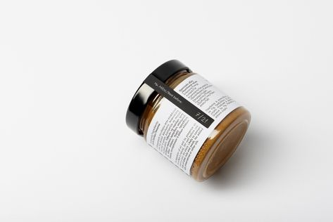 Fig Shop Nut Butter Labels Show Us Exactly What's In Each Jar