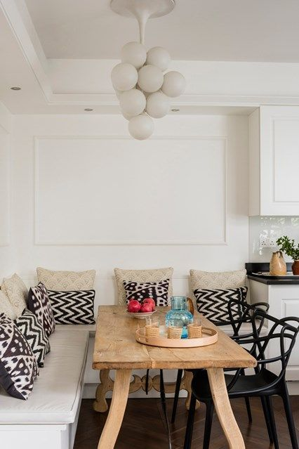 Small Dining Area With Corner Sofa London Terraced Town House Conversion In Interior Design Ideas Dining A Dining Room Small Dining Sofa Narrow Dining Tables