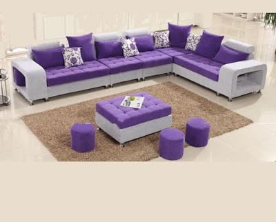 Modern Living Room Sofa Sets Designs