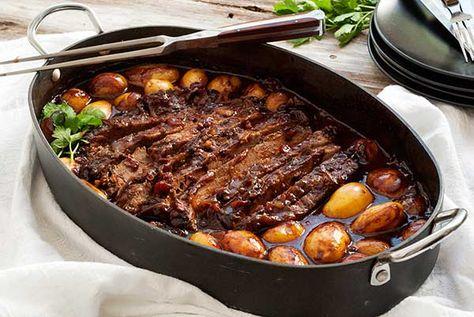 Gluten Free Easy Beef Brisket Recipe