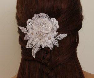Bridal Hair Pinbridal Swarovski Bobby Pinbridal Crystal By Iloniti Fashion Style E Wedding In 2020 Hair Accessories Lace Hair Accessories Bead Hair Accessories
