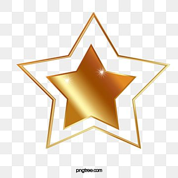 Gold Five Pointed Star Gold Star Clipart Five Pointed Star Png Transparent Clipart Image And Psd File For Free Download Game Icon Design Geometric Star Star Clipart