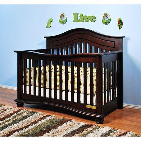 Afg Jordana Lia 3 In 1 Baby Crib W Free Mattress 4688