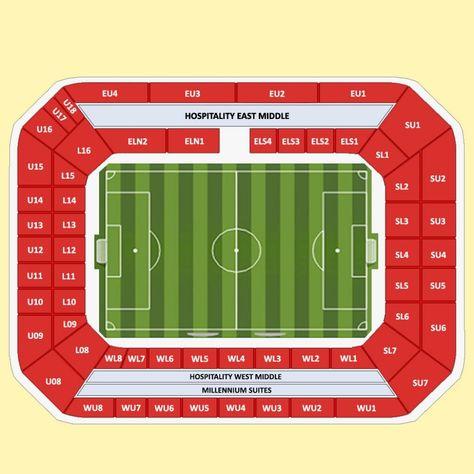 sheffield united seating plan