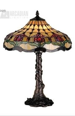 Tiffany Lamp I M In Love With The Base Too Tiffany Table Lamps