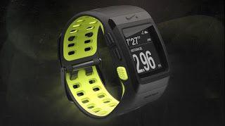 Nike + Sportwatch GPS Fitness Runner Sports Watch Powered by