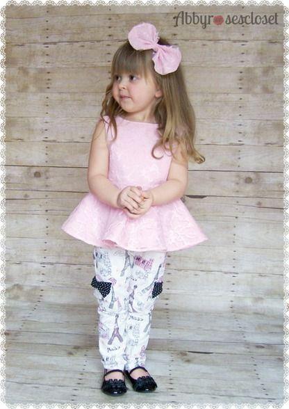 Beautiful, easy and modern child sewing PDF patterns Bella\'s Dress ...
