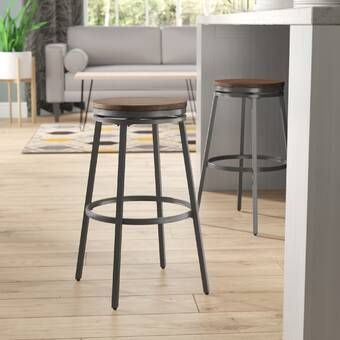Brilliant Sylvania Adjustable Height Swivel Bar Stool Kitchen In Gamerscity Chair Design For Home Gamerscityorg