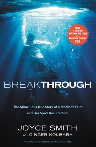 Pdf Free Download Breakthrough By Joyce Smith Ginger Kolbaba True Stories Book Giveaways Good Books