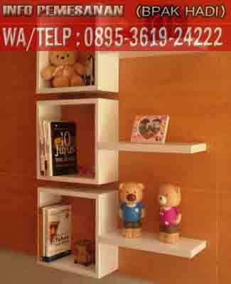 Terlaris 0895 3619 24222 Jual Rak Tv Dinding Tempel Minimalis Rak Sudut Kayu Di Malang Rak Dinding Rak Rak Buku