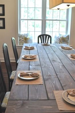 Farmhouse Dining Table Long Design Wondering How You Can Make A