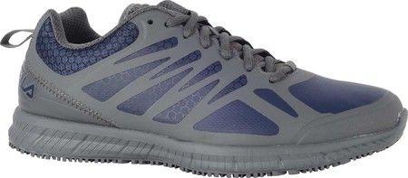fila memory bouncelight slip resistant jogger sneaker