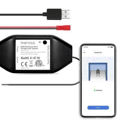 Ruggear Usa Meross Wi Fi Smart Garage Door Opener Remote
