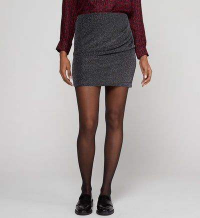 Ikks Jupe Courte Drapee Metallisee Boho Skirt Courte Drapee Galeries Ikks Jupe Jupe Courte Jupe Cuir Jupe En Jean Jupe Lon Mini Skirts Skirts Fashion