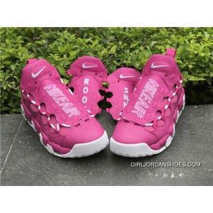quality design 71dcc e1d77 New Release Sneaker Room X Nike Air More Money Qs Pink White ...