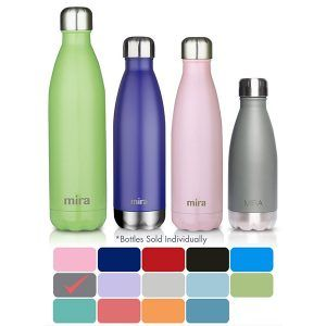 Top 10 Best Stainless Steel Water Bottles In 2020 Reviews Guides Vacuum Insulated Water Bottle Water Bottle Brands Water Bottle