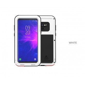 Love Mei Samsung Galaxy Note 9 Stossfest Fall Metallstosskasten Sports Full Cover Staub Schnee Wasserdicht In 2019 Samsung Samsung Galaxy Phone