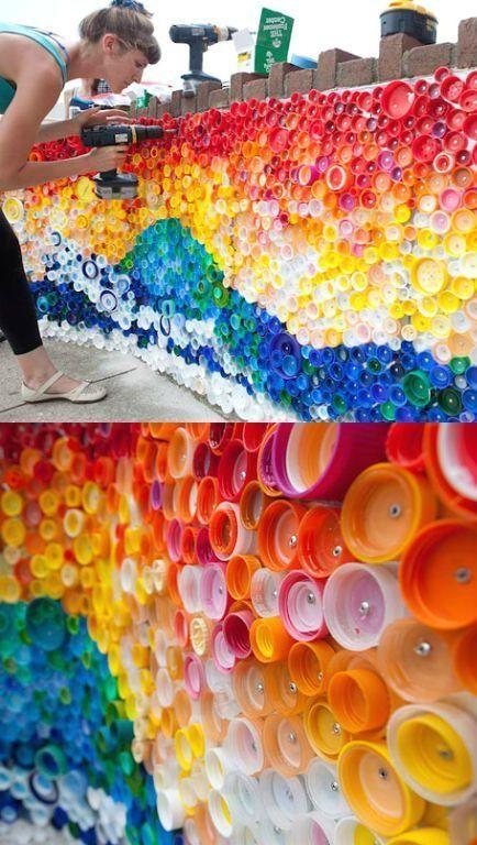 23 Creative Ways To Recycle Old Plastic Bottles Into DIY Crafts - #Bottles #Craf... - #diycrafts