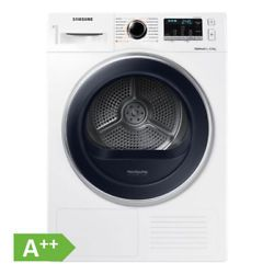 Samsung DV8TM5010QW//EG Wärmepumpentrockner 8kg A+ Trockner Pflegetrommel