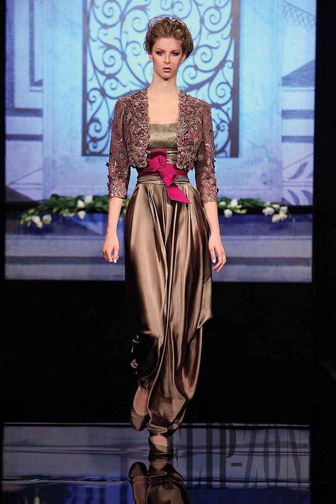 Randa Salamoun F/W 2009 Couture
