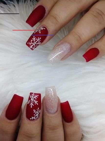 Christmasnailartdesigns Christmas Nails Christmas Nails Acrylic Christmas Nail Designs