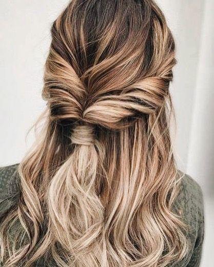 Hairdo Inspiration Style Pretty Hair Styles Long Hair Styles Easy Hairstyles