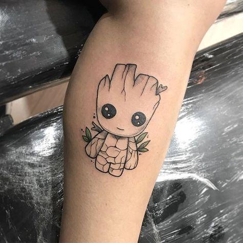 Baby Groot ❤️❤️❤️❤️