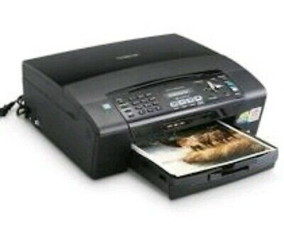 Brother Mfc 255cw All In One Inkjet Printer Brother Mfc Inkjet Printer Printer