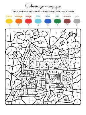 Halloween Nummer Farbung Halloween Vorlage Malen Nach Zahlen Kinder Halloween Ausmalbilder