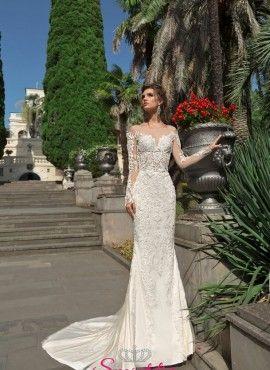 Abiti Da Sposa Online Economici Italiani Vendita Su Misurasposatelier 2 Nel 2020 Abiti Da Sposa Abiti Da Sposa A Sirena Abiti