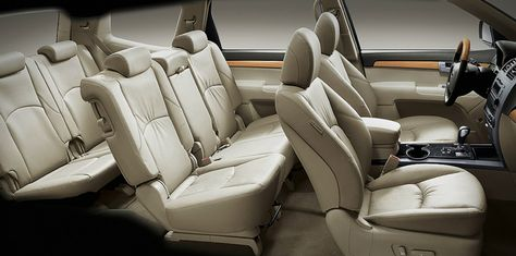 The Spacious And Comfortable Interior Of Kia Mohave Making It The Ideal Vehicle For Going On Road Trips With Your Loved Ones Kia Car Seats Vehicles
