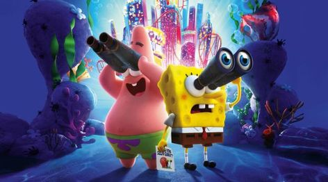 SpongeBob 2020 Wallpaper, HD Movies 4K Wallpapers, Images, Photos and Background