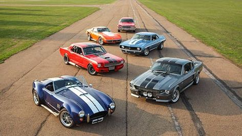 My American muscle car dream is about to come true..