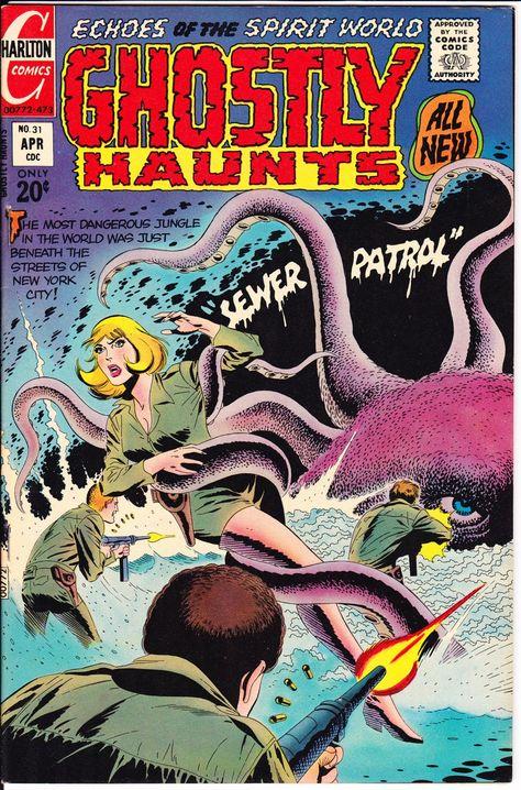 Pin On Charlton Comics
